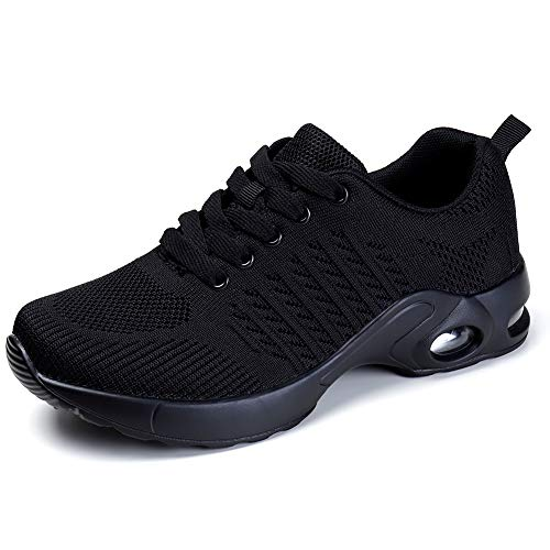 Women's Sneakers Ultra Lightweight Tennis Shoes Athletic Gym Walking Shoes with Arch Support 8 (Best Athletic Shoes For Arch Support)