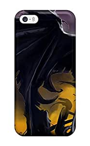 Hot Style SStHwVI10296QRing Protective Case Cover For Iphone5/5s(cool Batman )