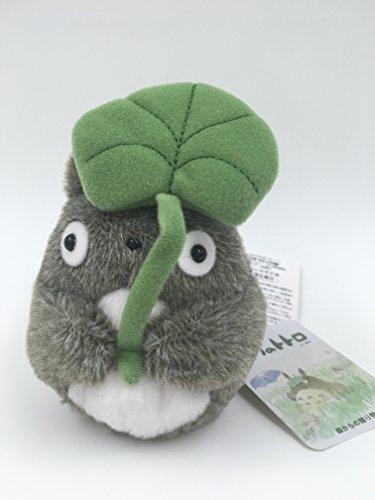 My Neighbor Totoro Hayao Miyazaki Studio Ghibli Plush Stuffed Toy Leaf Totoro