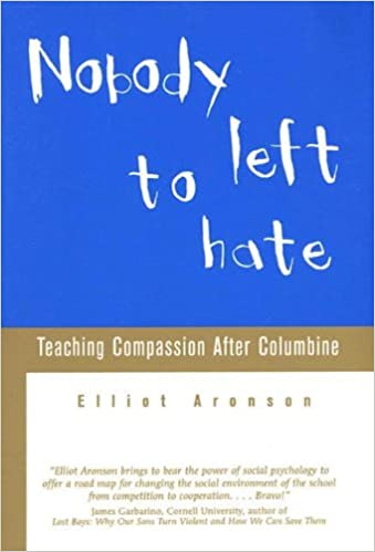 Amazon nobody left to hate teaching compassion after columbine amazon nobody left to hate teaching compassion after columbine ebook elliot aronson kindle store fandeluxe Gallery