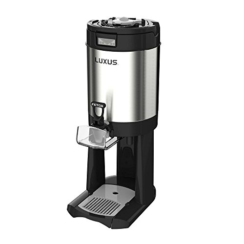 Fetco D448/L4D-10 Luxus 1 Gallon Portable Thermal Coffee (1 Gallon Thermal Dispenser)