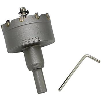 "Cobalt Drill Bit Set >> Amazon.com: LENOX Tools Bi-Metal Speed Slot Arbored Hole Saw with T3 Technology, 2"": Home ..."
