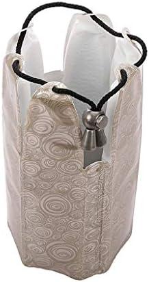 Cxin Cx Eisbeutel Haushalt Kühlen Schnelle Champagne Eisbeutel Kühl Wein-Tasche, 2 Stile zur Auswahl Weinbar (Size : 10x17.5cm)