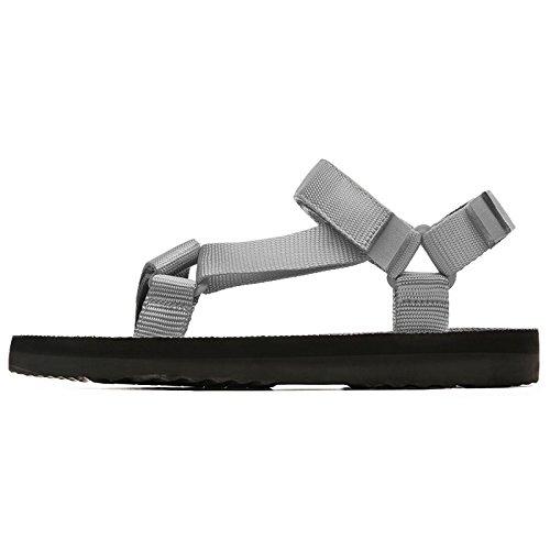 scarpe scarpe da da morbido uomo scarpe fondo paio Sandali spiaggia casual uomo tendenza Grigio da di estive pantofole WFL da uomo fPqpgFyTcc