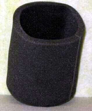 Shop-Vac Generic 1 Pack Foam Filter Sleeve