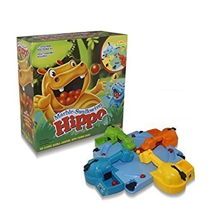 Hungry Hungry Hippos Toy | Marble Swallowing Hippos