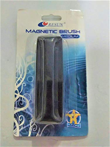 Resun Magnetic Brush Medium | Magnetic Window Cleaner for Aquarium | Happy Fins (B07VCYHQQ4) Amazon Price History, Amazon Price Tracker