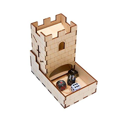 The Broken Token Mini Dice Tower (Dice Roller)