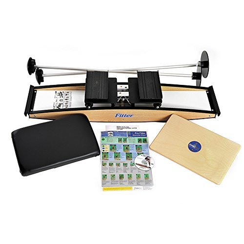 - Fitterfirst Pro Fitter 3D Cross Trainer Physio Kit
