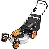 Worx WG719 13 Amp 19 Inch Electric Lawn Mower