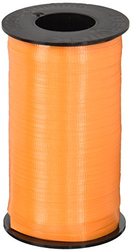 - Berwick 250336 1 11 Splendorette Crimped Curling Ribbon, 3/16-Inch Wide by 500-Yard Spool, Tropical Orange