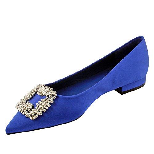 Azul para Cobalto Exclusif Bailarinas Mujer Paris xzwwPZv