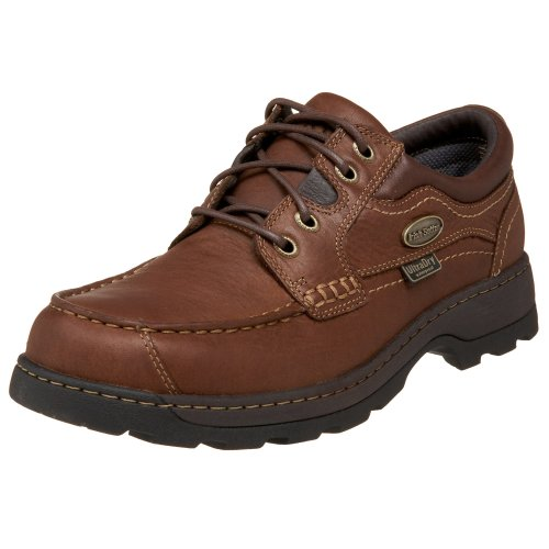 Irish Setter Men's 3874 Soft Paw Waterproof Oxford Casual Shoe,Brown,10 D US