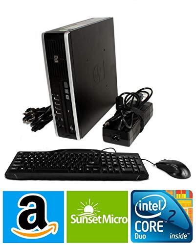HP Elite 8300 Ultra Small Desktop PC, Intel Quad Core i5 Processor, 16GB RAM, 512GB Solid State Drive, Windows 10 Pro, DVD, HDMI, Bluetooth, Keyboard, Mouse, WiFi (Renewed)