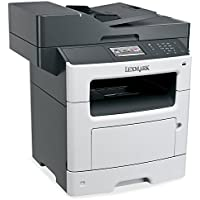 LEX35S5702 - Lexmark MX510DE Laser Multifunction Printer - Monochrome - Plain Paper Print - Desktop