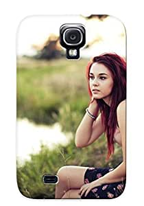 Defender Case For Galaxy S4, Tosha Mccarter Pattern, Nice Case For Lover's Gift