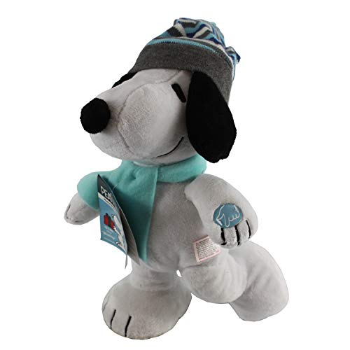 dazzling deals Musical Skating Snoopy ()