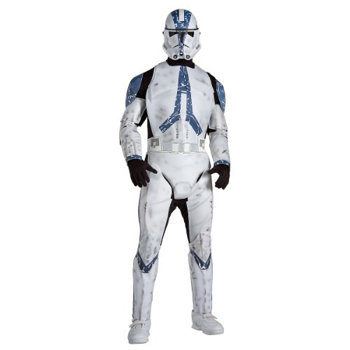 Star Wars Clone Trooper Deluxe Adult Costume -