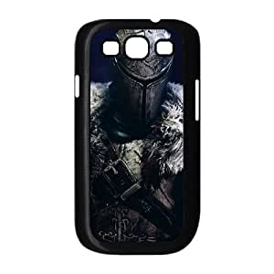 Protective TPU cover case dark souls ii Samsung Galaxy S3 9300 Cell Phone Case Black