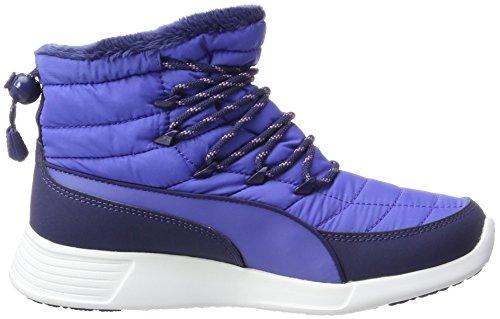Boot Stivali blue Winter Blu Arricciati Blue Depths St Baja Donna Puma FqpwnxHx