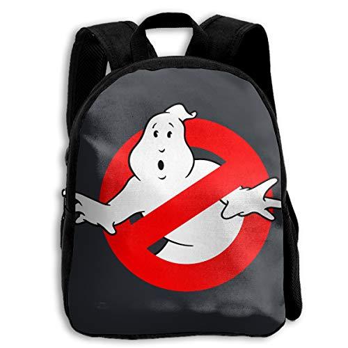 Ghost-Busters Kids Backpack/Toddler Backpack/Pre-School Kindergarten Toddler Bag With Adjustable Padded Shoulder Straps -