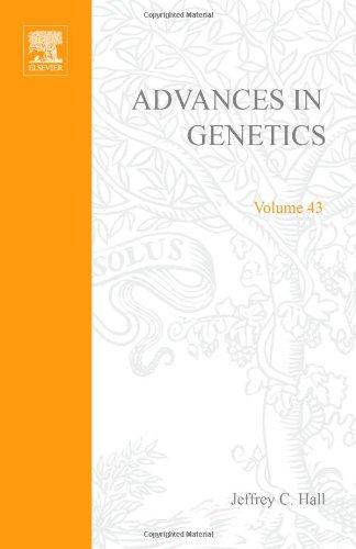 Advances in Genetics, Volume 43