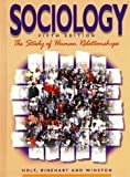 Sociology, Holt, Rinehart and Winston Staff, 0030982170