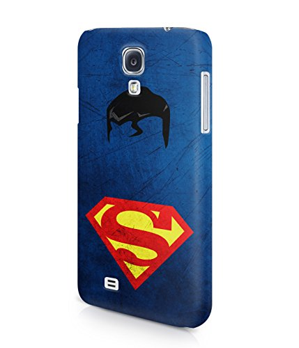 Superman DC Comics Plastic Snap-On Case Cover Shell For Samsung Galaxy S4