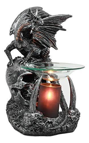 electric dragon oil warmer - 2