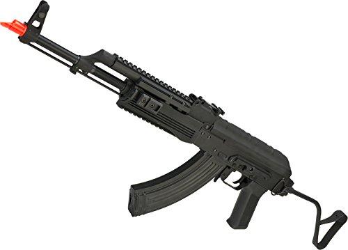 Evike - Matrix CM050A Full Metal AK47 Romanian / Scorpion Airsoft AEG Rifle by CYMA