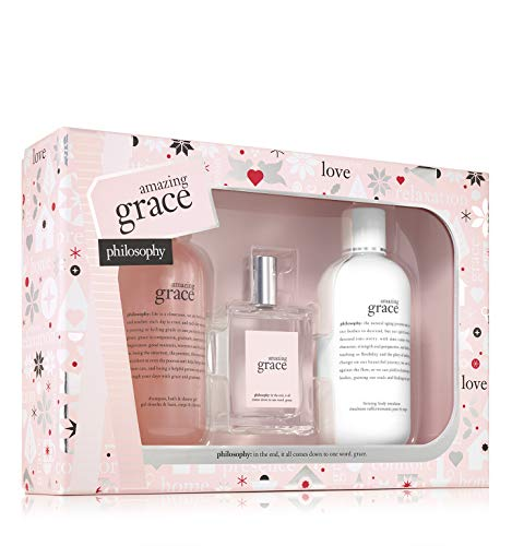 - Philosophy Amazing Grace Holiday Collection Set
