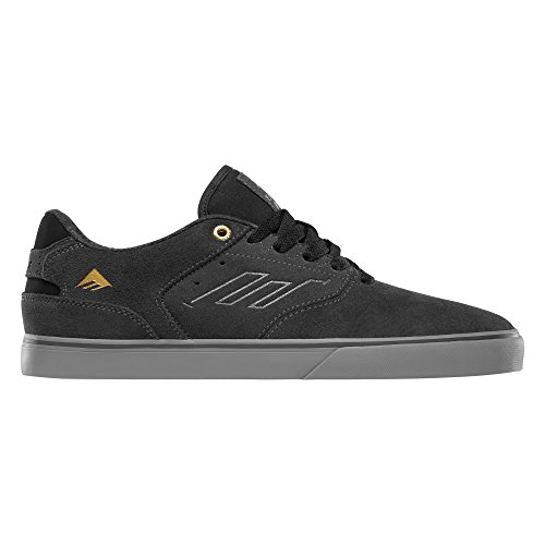 Grau Herren Emerica Skateboarding Low The Dunkelgrau Reynolds pqtytYga
