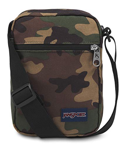 (JanSport Weekender Crossbody Mini Bag Surplus Camo )