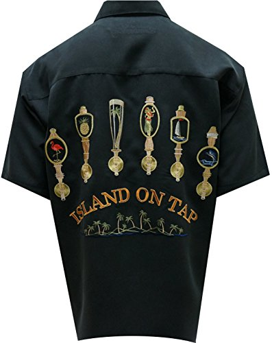 Embroidered Camp Shirt - 2