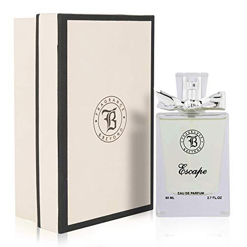 Fragrance & Beyond Escape Eau De Perfume For Women -80ML | Long Lasting Fragrance | Upto 1000Sprays |Made In India