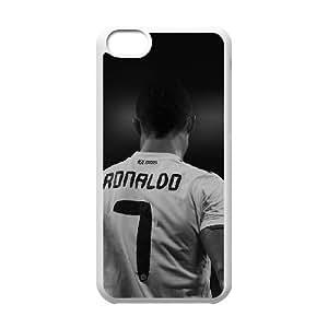 IPhone 5C Phone Case for Cristiano Ronaldo pattern design GQCSRNAD852711