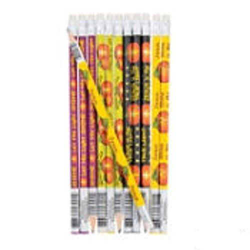 24 Christian Halloween Alternative Pumpkin Pencils