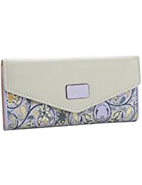 Womens Lady Leather Wallet Envelope Long Purse Clutch Card Holder Case