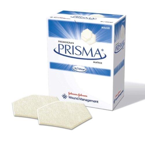 Promogran Prisma Matrix 4.34 sq.''/Qty 10 by Johnson & Johnson