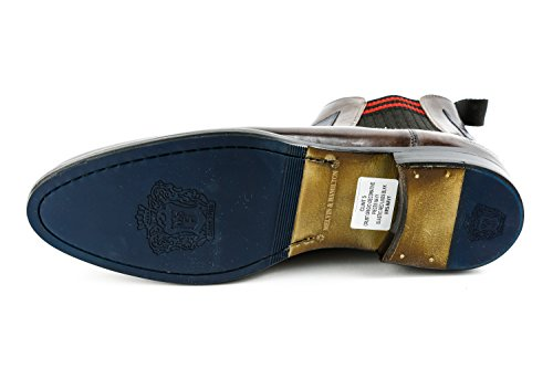 amp; Melvin Chelsea Hamilton Grau Boots Clint Herren 5 U8nqxzR8