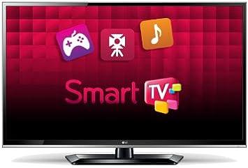 LG 42LS575s - Televisor LED, 42 pulgadas, HDMI 1.4, 1080p, Smartphone Control, DLNA, CI+ para TDT Premium (negro): Amazon.es: Electrónica
