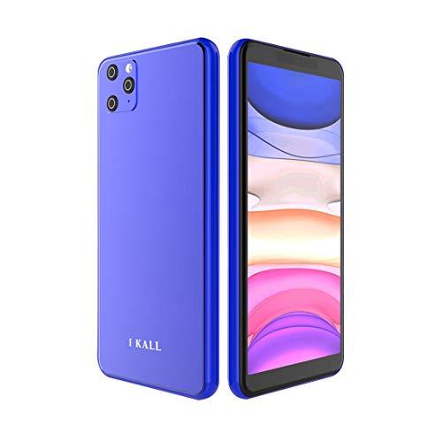 I KALL K400 Smartphone (4GB, 64GB) (Blue)