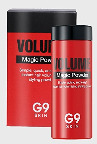 [G9SKIN] Volume Magic Powder 7g Hair Powder for styling / hair volume / Oily Hair / oily (048 Magic)