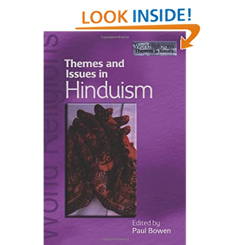 Themes and Issues in Hinduism (World Religions: Themes And Issues) Paul Reid-Bowen