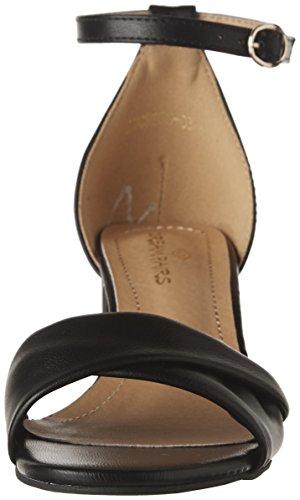 Sandals Dream Heel black Pu 03 Duchess Pairs Women's RrqTWRvz