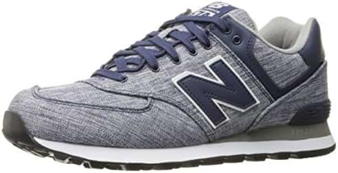 New Balance Men's 574V1 Textile Sneaker