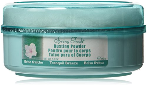 Belcam Bath Therapy Dusting Powder, Tranquil Breeze, 5 Ounce