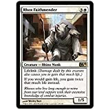 Magic: the Gathering - Rhox Faithmender (29) - Magic 2013