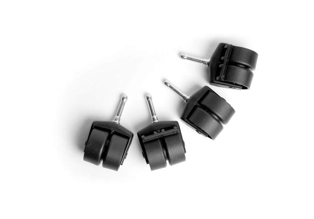 mantua mfg. co. Caster Wheels for Bed Frames Set of 4 W63737