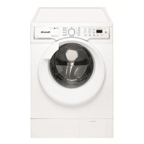 Brandt BWW384T Independiente Carga frontal A Blanco lavadora ...